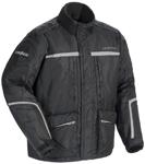 CORTECH Cascade 2.1 Snow Snowmobile Jacket (Black/Silver)