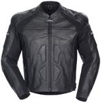 CORTECH Adrenaline Leather Motorcycle Jacket (Black)