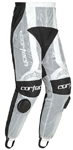 CORTECH Road Race Rain Pants for Motorcycle Track Suit (Clear)