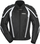 CORTECH GX Sport Air 4 Mesh Motorcycle Jacket (Black)