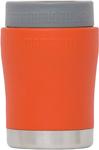 Mammoth Coolers Chillski Can/Bottle Drink Holder/Cooler (Orange)
