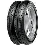 Continental TKV11/TKV12 ContiUltra Sport Classic Rear Tire (Blackwall) 130/90-16 67V