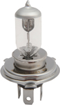 Brite-Lites 130/100W Mega Clear Halogen Bulb | P43t (H4) | Clear