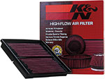 K&N Air Filter - BMW K1 K75 C RT S K100 LT RS RT K1100