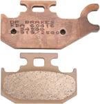 DP Brakes Standard Sintered Metal Brake Pads (DP919)