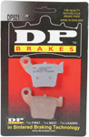 DP Brakes Standard Sintered Metal Brake Pads (DP921)