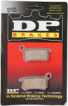 DP Brakes Standard Sintered Metal Brake Pads (DP923)