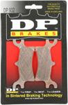 DP Brakes Standard Sintered Metal Brake Pads (DP932)
