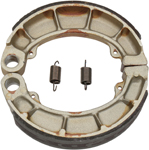 DP Brakes GF Friction Rated Brake Shoes (9167)