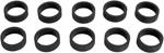 Arlen Ness - 07-110 - Billet Grip Replacement O-Ring Bands, 10pk.