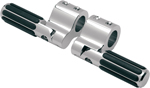 Lindby Clamp-on Foot Pegs for 1-1/4