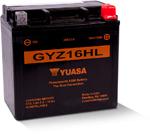 Yuasa GYZ High Performance Maintenance-Free AGM Battery (GYZ16HL) YUAM716GHL