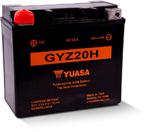 Yuasa GYZ High Performance Maintenance-Free AGM Battery (GYZ20H) YUAM72RGH