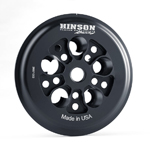 Hinson Racing Billetproof Hardcoated Aluminum Pressure Plate (H578)
