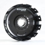 Hinson Racing Billetproof Clutch Basket w/Kickstarter Gear (H889-B-1704)
