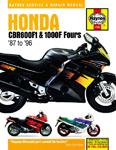 HAYNES Repair Manual - Honda CBR600 F1/CBR1000 F 598cc/998cc (1987-1996)