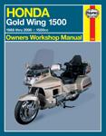 HAYNES Repair Manual - Honda Gold Wing 1500 (1988-2000)