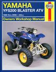 HAYNES Repair Manual - Yamaha YFS200 Blaster ATV (1988-2006)