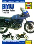 HAYNES Repair Manual - BMW 2-valve Twins (1970-1996)