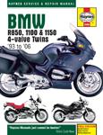 HAYNES Repair Manual - BMW R850, 1100 and 1150 4-valve Twins (1993-2006)