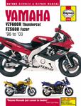HAYNES Repair Manual - Yamaha YZF600R Thundercat and FZS600 Fazer (1996-2003)