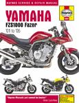 HAYNES Repair Manual - Yamaha FZS1000 Fazer (2001-2005)