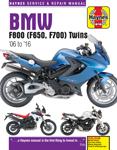 HAYNES Repair Manual - BMW F800 and F650 Twins (2006-2010)