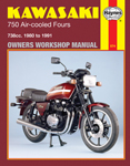 HAYNES Repair Manual - Kawasaki 750 Air-cooled Fours (1980-1985)