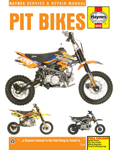 HAYNES Repair Manual - Lifan & Zongshen Pit Bikes