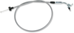 Parts Unlimited Vinyl Covered Pull Throttle Cable | K28-4502 | 214-26311-02
