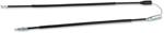 Parts Unlimited Vinyl Clutch Cable   K28-8019   54011-069