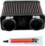 K&N Air Filter - 1986-2007 KAWASAKI EX250R EX250 R NINJA