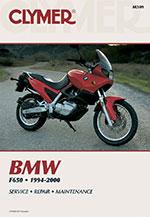 Clymer Repair Manual for BMW F650 1994-2000