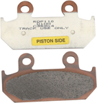 DP Brakes RDP X-Race Titanium High-Friction Front Brake Pads (RDP110)