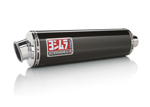 YOSHIMURA Race Series RS-3 Full Exhaust System (SS-CF-AL) 2003-2004 Kawasaki ZX-6RR Ninja