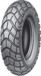 Michelin REGGAE Scooter Tire | Front/Rear 130/90-10 | 61J | Scooter