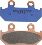 DP Brakes SDP SPORT HH+ High Friction Front Brake Pads (SDP110HH)