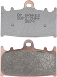 DP Brakes SDP SPORT HH+ High Friction Front Brake Pads (SDP317HH)