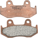 DP Brakes Pro MX High-Performance Brake Pads (SDP812)