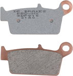 DP Brakes Pro MX High-Performance Brake Pads (SDP815)