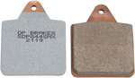 DP Brakes SNX High Friction HH+ Snowmobile Brake Pads (SDP844SNX)
