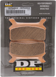 DP Brakes SNX High Friction HH+ Snowmobile Brake Pads (SDP845SNX)
