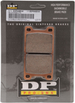 DP Brakes SNX High Friction HH+ Snowmobile Brake Pads (SDP846SNX)