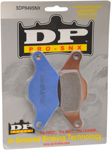 DP Brakes SNX High Friction HH+ Snowmobile Brake Pads (SDP849SNX)