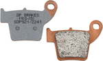 DP Brakes Pro MX High-Performance Brake Pads (SDP921)
