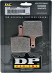 DP Brakes SNX High Friction HH+ Snowmobile Brake Pads (SDP850SNX)