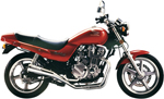 Vance & Hines - 14007 - Street Megaphone 4-Into-1 Full Exhaust System (Chrome)