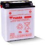 Yuasa Yumicron High Performance Conventional Battery (YB14-A2) YUAM2214H