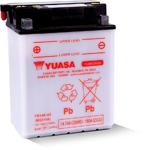 Yuasa Yumicron High Performance Conventional Battery (YB14A-A2) YUAM2214A