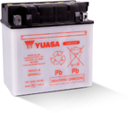 Yuasa Yumicron High Performance Conventional Battery (YB16CL-B) YUAM2S6CL